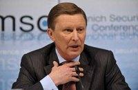 На Януковича чиниться величезний тиск, - голова адміністрації Путіна