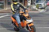 В Днепропетровской области во время обгона водитель машины сбил мотоцикл