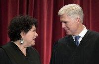 Що спільного між американською статтею про Верховний суд США та основною проблемою України