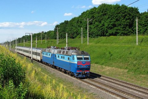 """""""УЗ"""" изменила график движения поездов по киевскому направлению"""