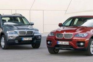BMW вновь возвращается к разработке 7-местного внедорожника X7