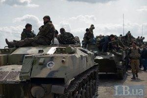 Десантники повернули дві БМД, захоплені в Краматорську, - Міноборони