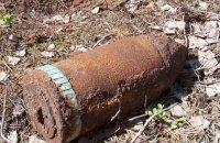 В Киеве за один день нашли четыре снаряда времен Второй мировой войны