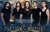Український метал-гурт Sunrise дасть концерт у Києві