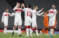 Турки сенсаційно обіграли збірну Нідерландів у стартовому матчі відбору до ЧС-2022