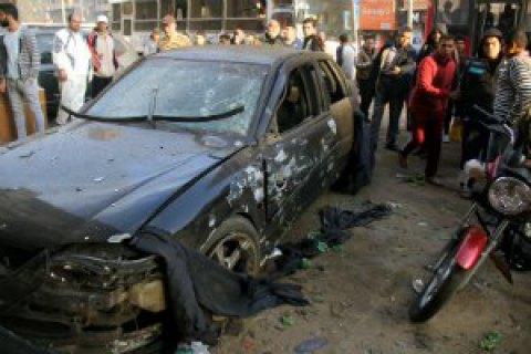 Під час вибуху в Каїрі загинули 6 поліцейських