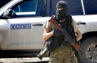 """Пьяные боевики """"ДНР"""" держали под прицелом наблюдателей ОБСЕ на блокпосту в Луково"""