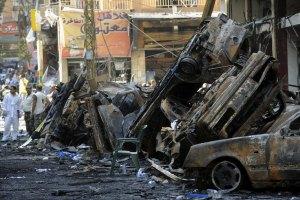 Взрывы у иранского посольства в Бейруте: 7 жертв