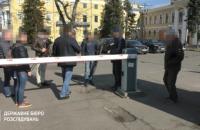 ГБР провело следственный эксперимент на Институтской для расследования дел Майдана