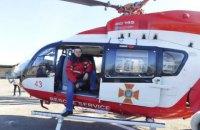 МОЗ: цього року в Україні запровадять цивільну аеромедичну евакуацію