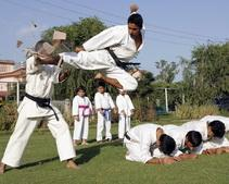 В Днепропетровске пройдет международный фестиваль национальных боевых искусств