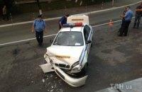 В Сумской области милиционер на служебном автомобиле сбил девушку
