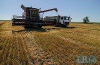 Украина третий год подряд собирает больше 60 млн тонн зерна