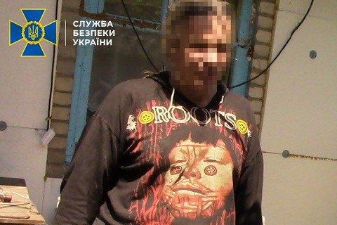Контррозвідка затримала в Маріуполі бойовика з групи Безлера