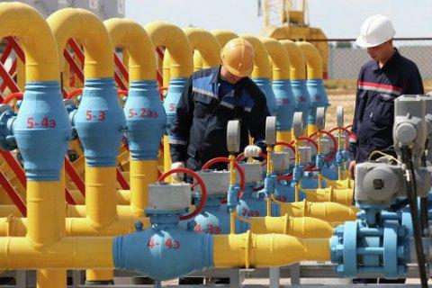 Україна скерує на закачування газу в сховища 1,3 млрд доларів