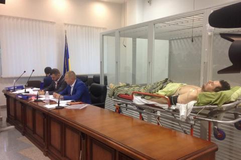 Савченко хоче взяти напоруки одного з фігурантів «справи Онищенка»