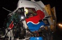 В Черкасской области фура врезалась в военный тягач, погиб солдат