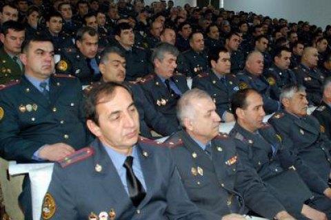 В Таджикистане уволили 10 милиционеров с избыточным весом