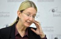 """Супрун закликала українців не зловживати """"схудненням до літа"""""""