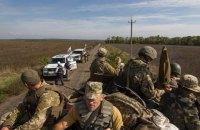 Що військові думають про розведення сил?