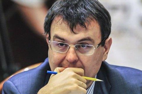 У Раді зареєстрували постанову про відкликання Гетманцева з посади голови фінкомітету