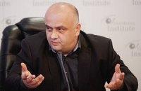 """Коммунист обещает """"свободовцам"""" в Луганске шахтерский кулак"""