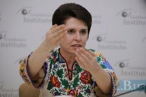 Слюз: Тимошенко не говорила работать на президентство Яценюка