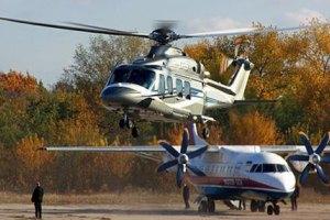 """""""Дочка"""" """"Нафтогаза"""" застраховала вертолет на $13,8 млн"""