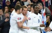 Англія здобула п'яту перемогу поспіль у відборі на Євро-2016