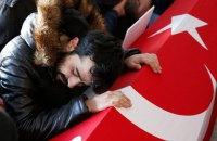 Личность стамбульского террориста установлена, - МИД Турции