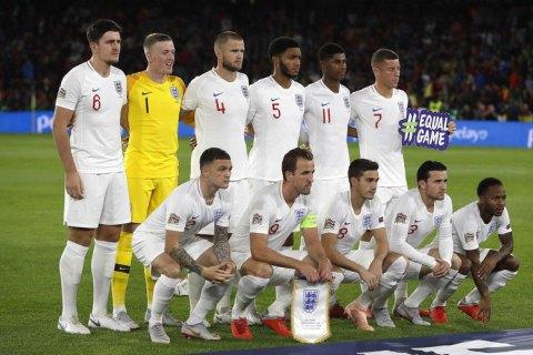 Великобритания обыграла Испанию вматче Лиги наций