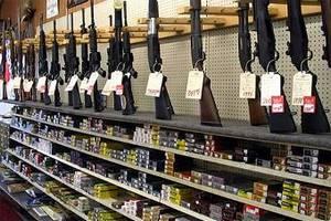 """Американцы в """"черную пятницу"""" скупили рекордное количество оружия"""