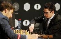 У Берліні завершився турнір претендентів з шахів