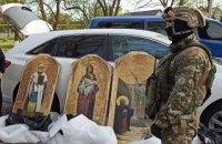 На Тернопільщині судитимуть учасників банди, яка викрала з храмів ікон на понад 2,5 млн гривень