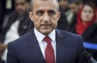 Перший віцепрезидент Афганістану закликав до спротиву талібам