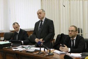 Суд перенес рассмотрение дела Щербаня на март