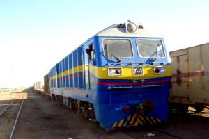 Судан хочет купить у Украины поезда и железнодорожные пути