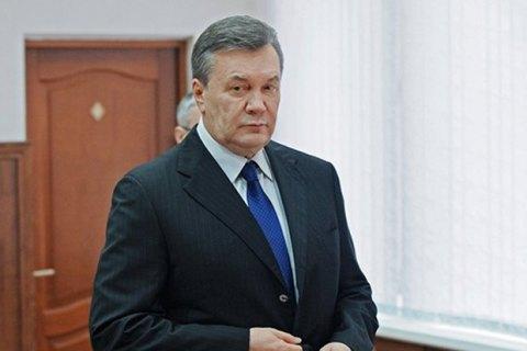 Суд по делу Януковича отменил дебаты и вернулся к допросу свидетелей