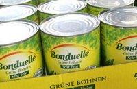 Bonduelle отказалась от инвестиций в Украину