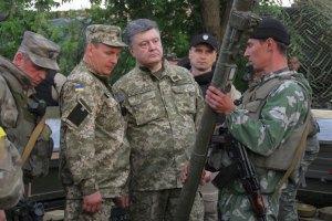 Порошенко пояснив, чому він проти введення воєнного стану