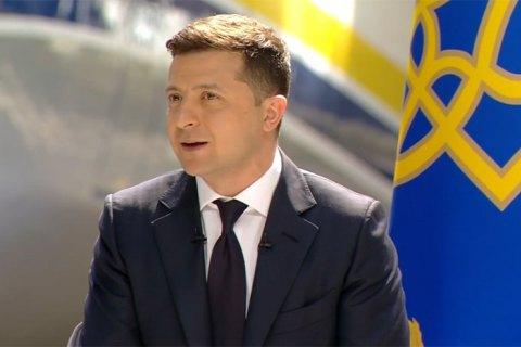 """Зеленський назвав """"антиахметовський"""" законопроєкт однією з найважливіших податкових реформ в історії України"""
