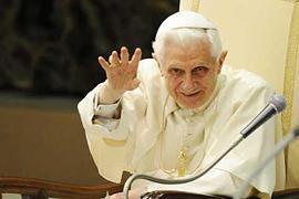 Папа Римский снял с евреев вину за гибель Христа