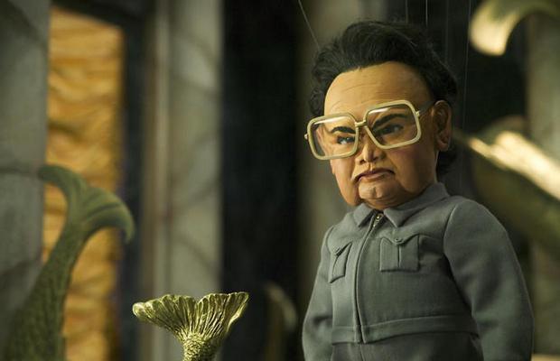 Кадр из фильма Отряд Америка