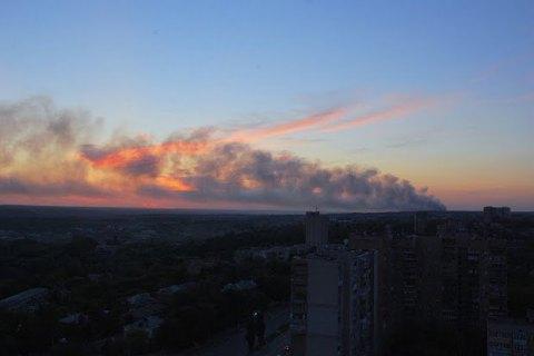 Смог в Киеве начал рассеиваться