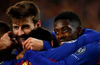 """Два ведущих игрока """"Барселоны"""" присоединяются к протестам в Каталонии"""