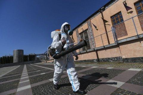 У психлікарні на Одещині виявили спалах COVID-19