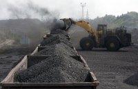 """Запаси вугілля на складах ТЕС за місяць зменшилися на чверть, - """"Укренерго"""""""