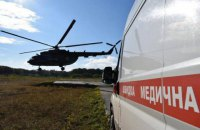 Троє військових постраждали внаслідок бойових дій на Донбасі в неділю