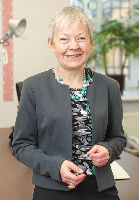 Ева Фіґель, директорка Польського Інституту у Києві