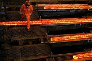 В Донецке остановлен металлургический завод